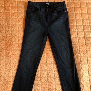 Paige jeans: Hoxton Ankle - Cinema (size 27)